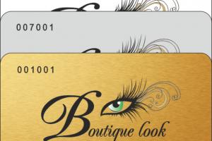 """Клуб клиентов компании """"Boutiquelook"""""""