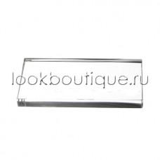 Кристалл прямоугольный 4,5 x 9.5 см